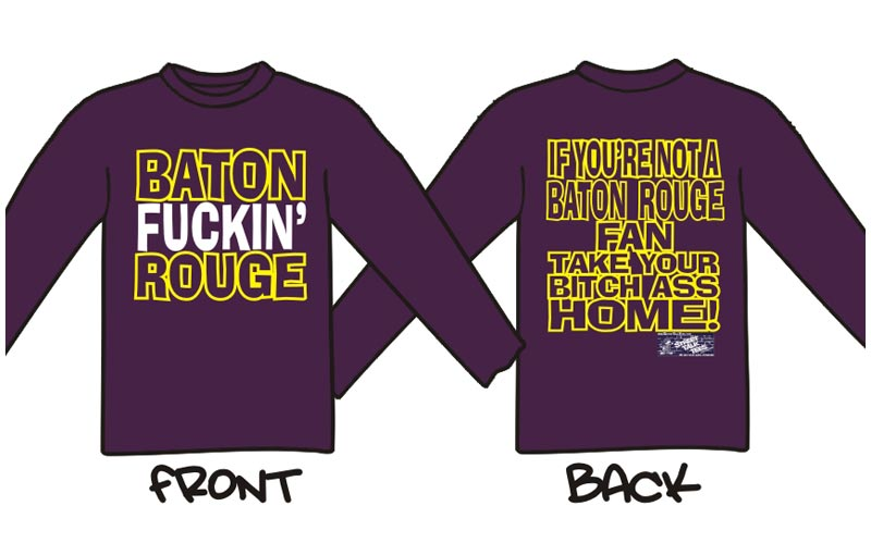 Baton Rouge Long Sleeve