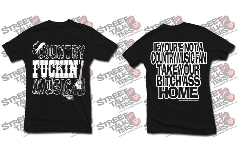 Country Music Shirt